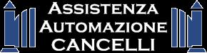 assistenza automazione cancelli logo
