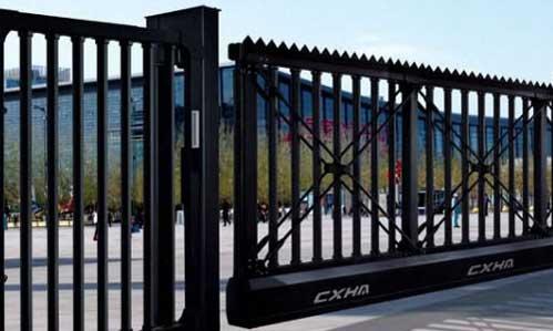 cancello elettrico scorrevole